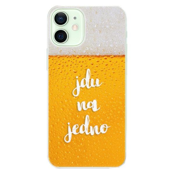Plastové pouzdro iSaprio - Jdu na jedno - iPhone 12