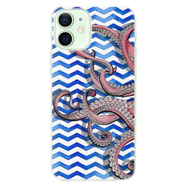 Plastové pouzdro iSaprio - Octopus - iPhone 12