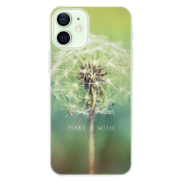 Plastové pouzdro iSaprio - Wish - iPhone 12
