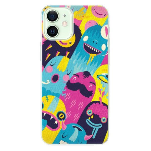 Plastové pouzdro iSaprio - Monsters - iPhone 12