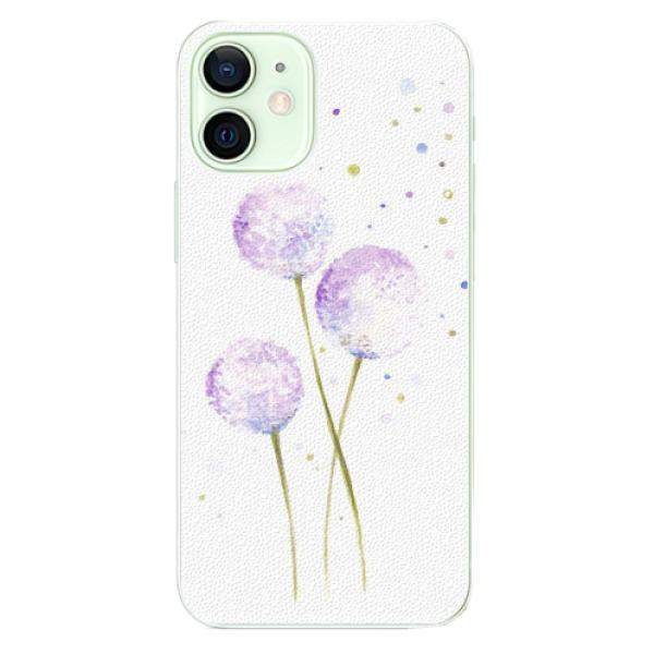 Plastové pouzdro iSaprio - Dandelion - iPhone 12