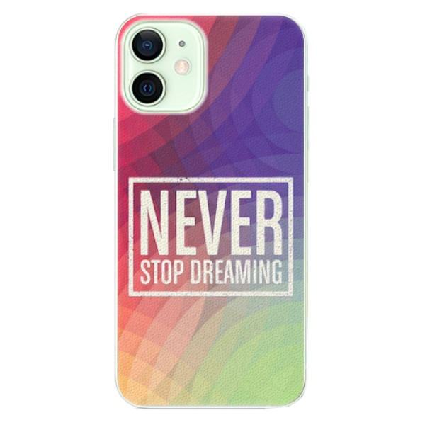 Plastové pouzdro iSaprio - Dreaming - iPhone 12
