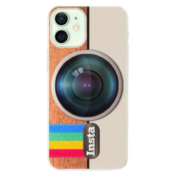 Plastové pouzdro iSaprio - Insta - iPhone 12