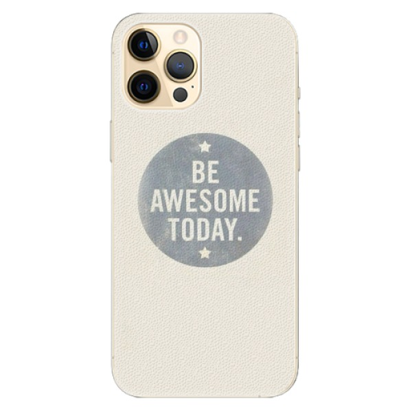 Plastové pouzdro iSaprio - Awesome 02 - iPhone 12 Pro