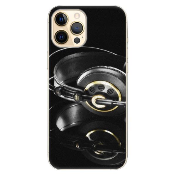 Plastové pouzdro iSaprio - Headphones 02 - iPhone 12 Pro