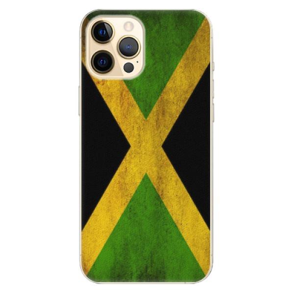 Plastové pouzdro iSaprio - Flag of Jamaica - iPhone 12 Pro