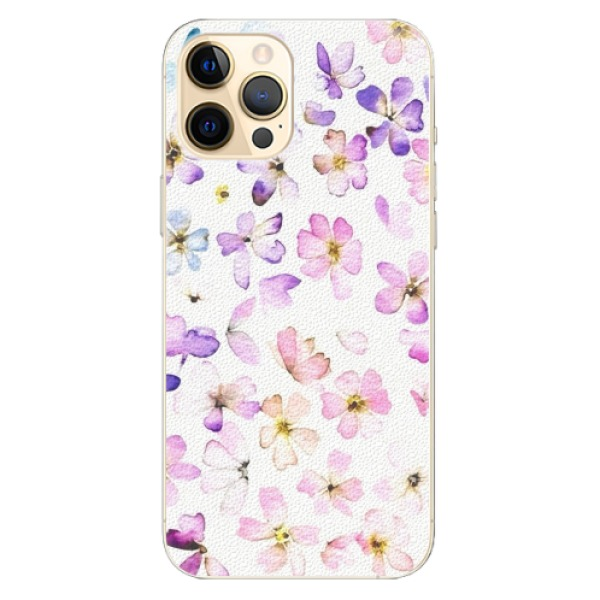 Plastové pouzdro iSaprio - Wildflowers - iPhone 12 Pro