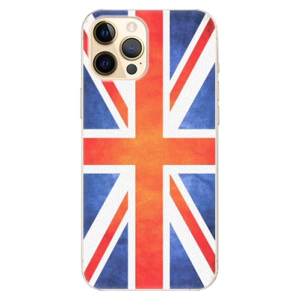 Plastové pouzdro iSaprio - UK Flag - iPhone 12 Pro