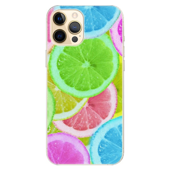 Plastové pouzdro iSaprio - Lemon 02 - iPhone 12 Pro