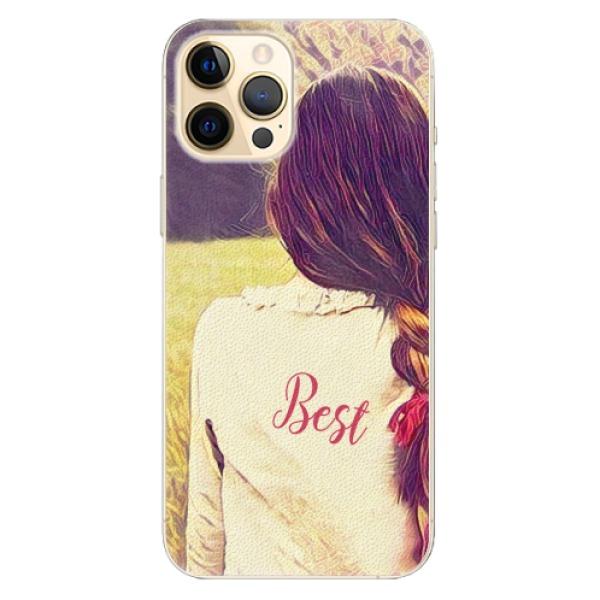 Plastové pouzdro iSaprio - BF Best - iPhone 12 Pro