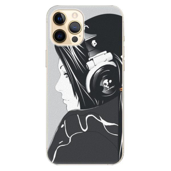 Plastové pouzdro iSaprio - Headphones - iPhone 12 Pro