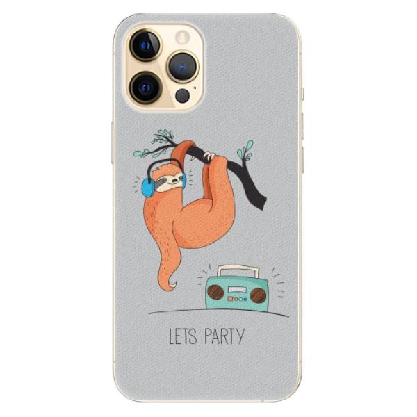 Plastové pouzdro iSaprio - Lets Party 01 - iPhone 12 Pro