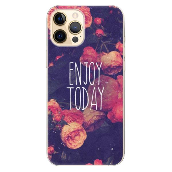 Plastové pouzdro iSaprio - Enjoy Today - iPhone 12 Pro