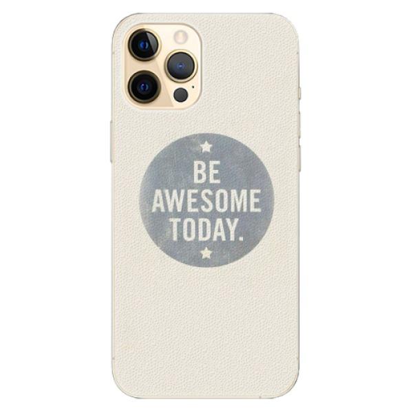 Plastové pouzdro iSaprio - Awesome 02 - iPhone 12 Pro Max