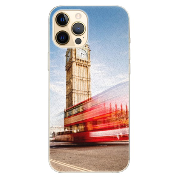 Plastové pouzdro iSaprio - London 01 - iPhone 12 Pro Max