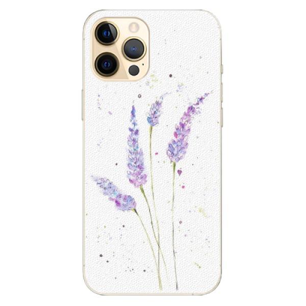 Plastové pouzdro iSaprio - Lavender - iPhone 12 Pro Max
