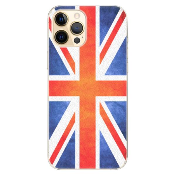 Plastové pouzdro iSaprio - UK Flag - iPhone 12 Pro Max