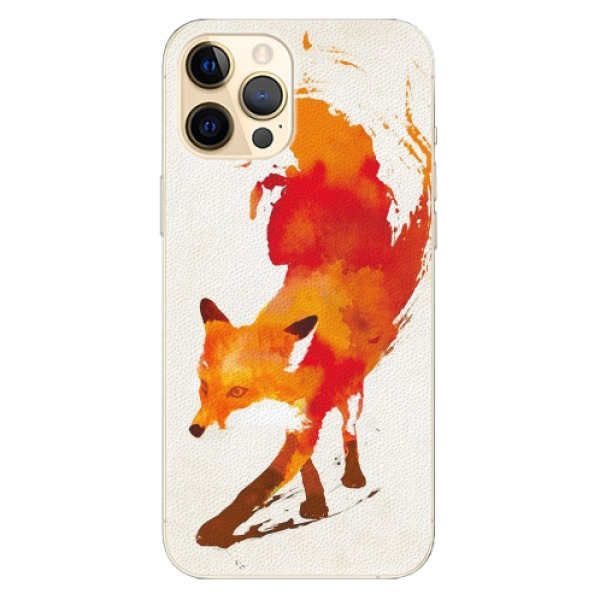 Plastové pouzdro iSaprio - Fast Fox - iPhone 12 Pro Max