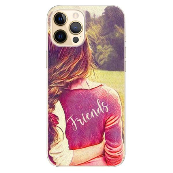 Plastové pouzdro iSaprio - BF Friends - iPhone 12 Pro Max
