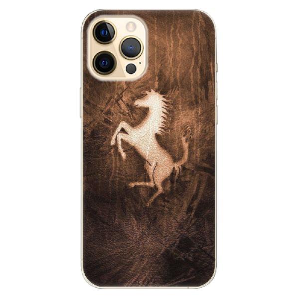 Plastové pouzdro iSaprio - Vintage Horse - iPhone 12 Pro Max