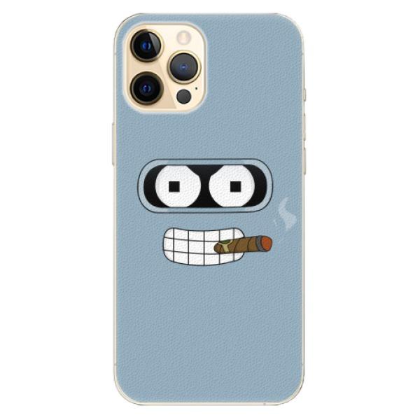 Plastové pouzdro iSaprio - Bender - iPhone 12 Pro Max