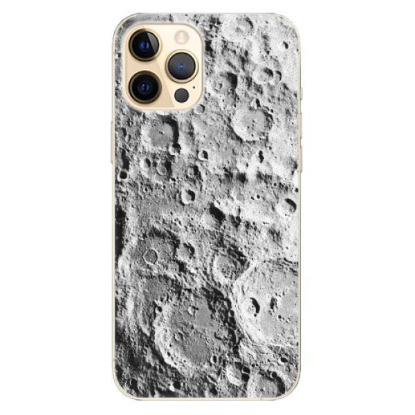 Plastové pouzdro iSaprio - Moon Surface - iPhone 12 Pro Max