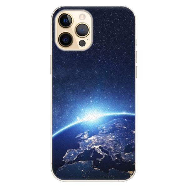 Plastové pouzdro iSaprio - Earth at Night - iPhone 12 Pro Max