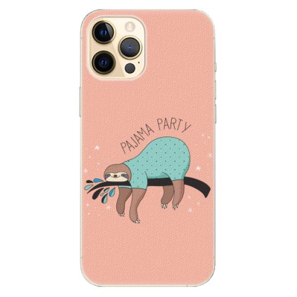Plastové pouzdro iSaprio - Pajama Party - iPhone 12 Pro Max