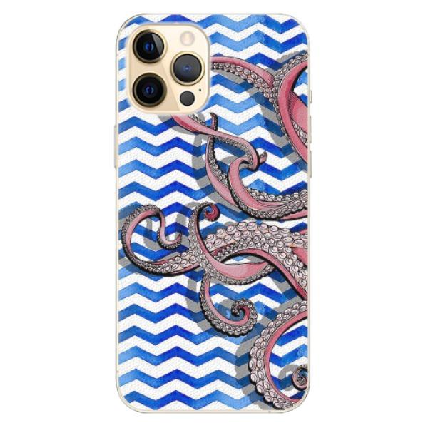 Plastové pouzdro iSaprio - Octopus - iPhone 12 Pro Max