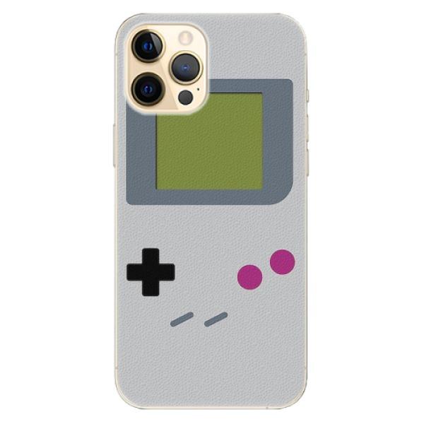 Plastové pouzdro iSaprio - The Game - iPhone 12 Pro Max