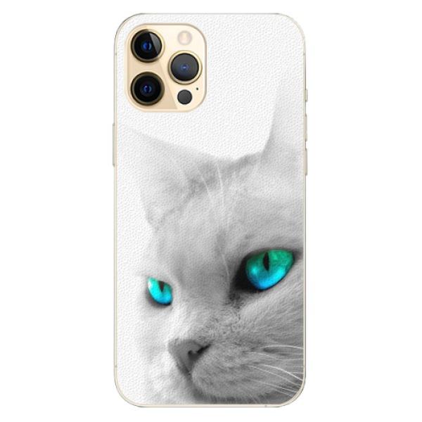 Plastové pouzdro iSaprio - Cats Eyes - iPhone 12 Pro Max