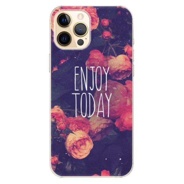 Plastové pouzdro iSaprio - Enjoy Today - iPhone 12 Pro Max