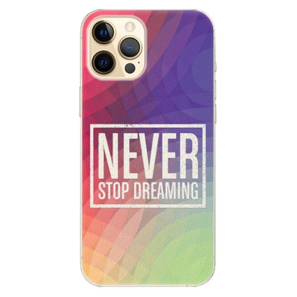 Plastové pouzdro iSaprio - Dreaming - iPhone 12 Pro Max