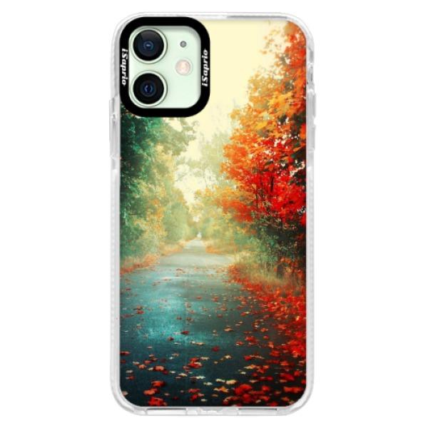 Silikonové pouzdro Bumper iSaprio - Autumn 03 - iPhone 12 mini