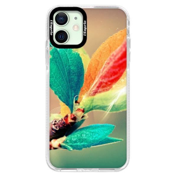Silikonové pouzdro Bumper iSaprio - Autumn 02 - iPhone 12 mini