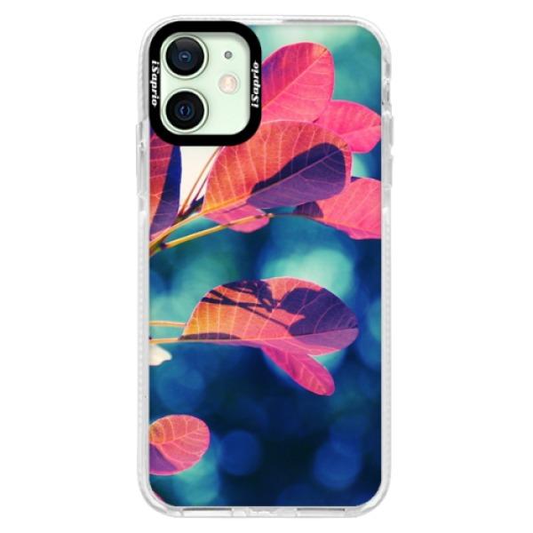 Silikonové pouzdro Bumper iSaprio - Autumn 01 - iPhone 12 mini