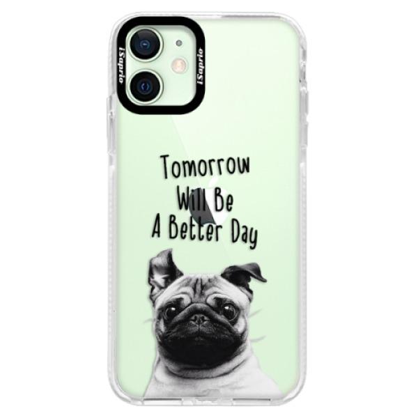 Silikonové pouzdro Bumper iSaprio - Better Day 01 - iPhone 12 mini