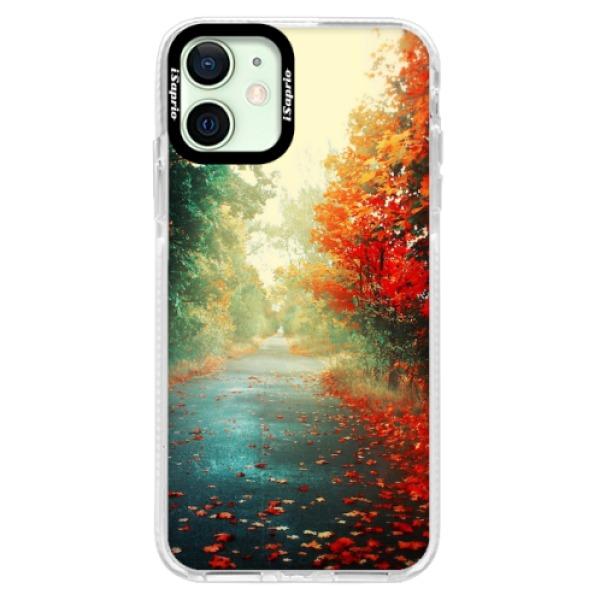 Silikonové pouzdro Bumper iSaprio - Autumn 03 - iPhone 12