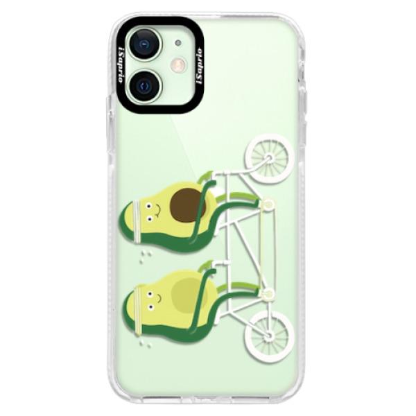 Silikonové pouzdro Bumper iSaprio - Avocado - iPhone 12
