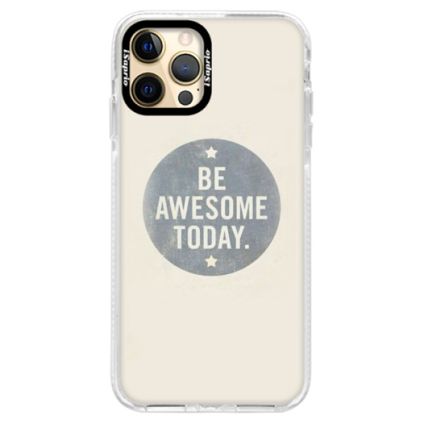 Silikonové pouzdro Bumper iSaprio - Awesome 02 - iPhone 12 Pro