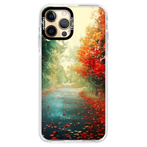 Silikonové pouzdro Bumper iSaprio - Autumn 03 - iPhone 12 Pro