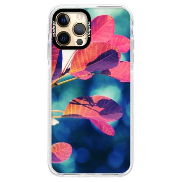 Silikonové pouzdro Bumper iSaprio - Autumn 01 - iPhone 12 Pro