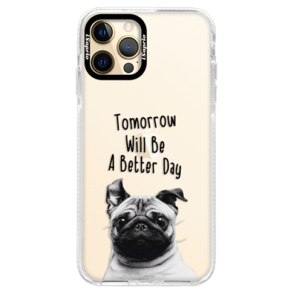Silikonové pouzdro Bumper iSaprio - Better Day 01 - iPhone 12 Pro