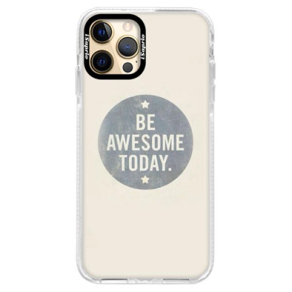 Silikonové pouzdro Bumper iSaprio - Awesome 02 - iPhone 12 Pro Max
