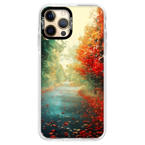 Silikonové pouzdro Bumper iSaprio - Autumn 03 - iPhone 12 Pro Max