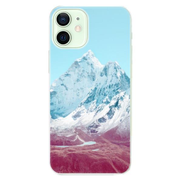 Odolné silikonové pouzdro iSaprio - Highest Mountains 01 - iPhone 12 mini