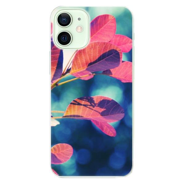 Odolné silikonové pouzdro iSaprio - Autumn 01 - iPhone 12 mini
