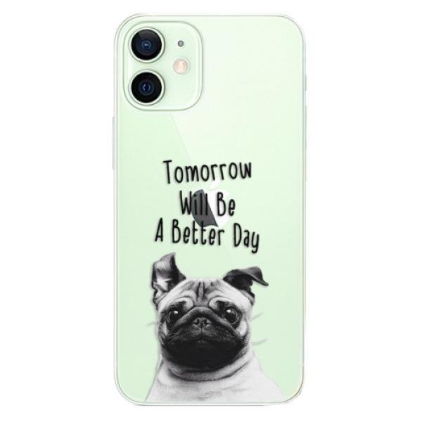 Odolné silikonové pouzdro iSaprio - Better Day 01 - iPhone 12 mini