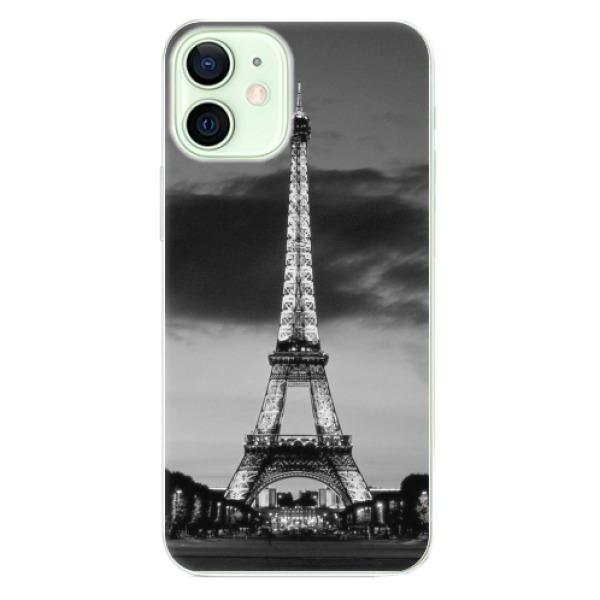 Odolné silikonové pouzdro iSaprio - Midnight in Paris - iPhone 12 mini