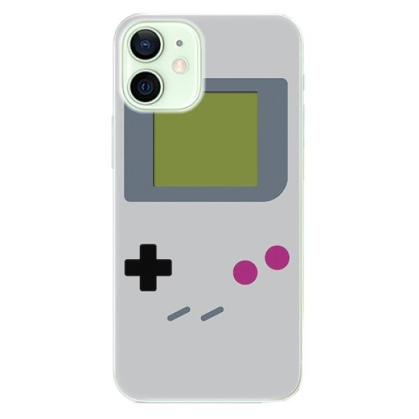 Odolné silikonové pouzdro iSaprio - The Game - iPhone 12 mini